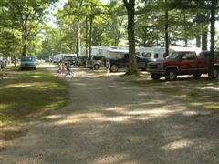 Pickerel Lakeside Campground & Cottages Campground Photo
